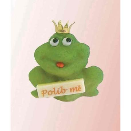 """Žába """"Polib mě"""""""