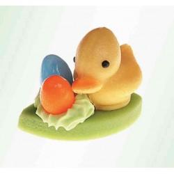 Housátko s vajíčky