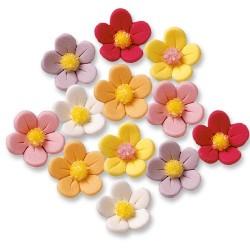 Cukrové květy