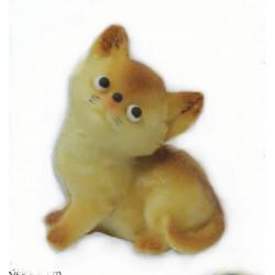 Marcipánová figurka - kočička