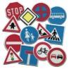 Cukrové dopravní značky