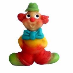 Klaun - marcipánová figurka na dort