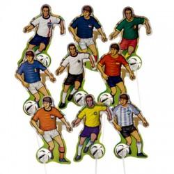 Fotbalista - dekorační zápich
