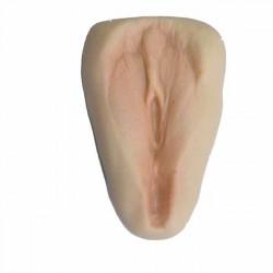Vagína z marcipánu