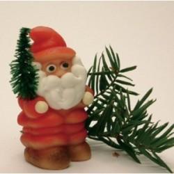 Mikuláš se stromečkem