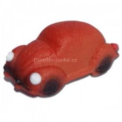 Auto Brouk červené