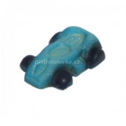 Marcipánové sportovní autíčko - modré