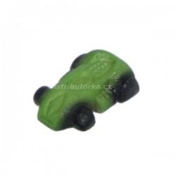 Marcipánové sportovní autíčko - zelené