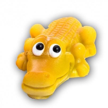 Aligátor žlutý