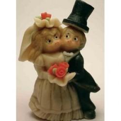 Velký svatební pár