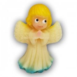 Andílek - marcipánová figurka na dort
